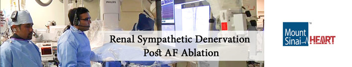 banner webcast Renal Sympathetic Denervation Post AFA