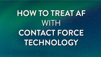 Treat AF with Contact Force Technology